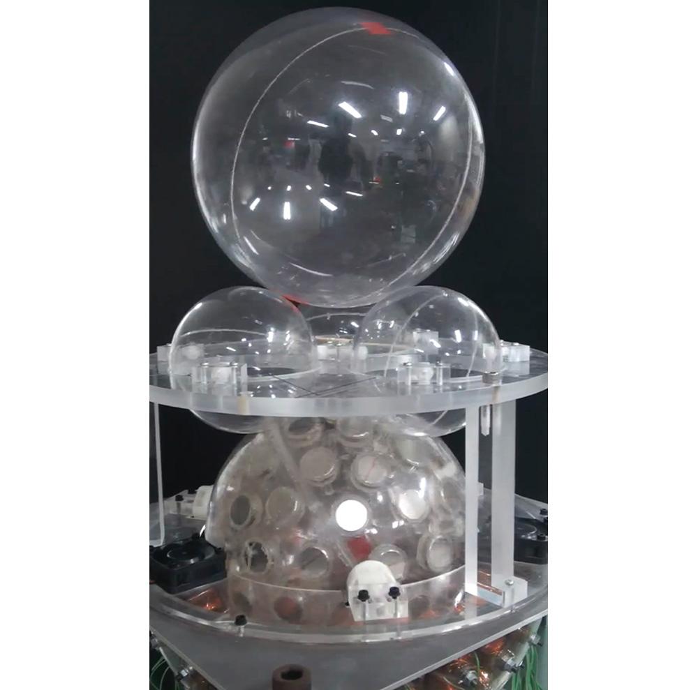 球面モータに関する研究